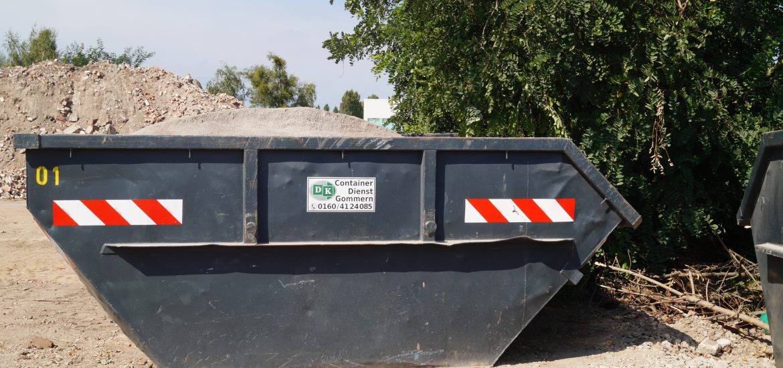 Containerdienst Gommern
